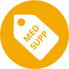 Get a Medicare Supplement quote icon